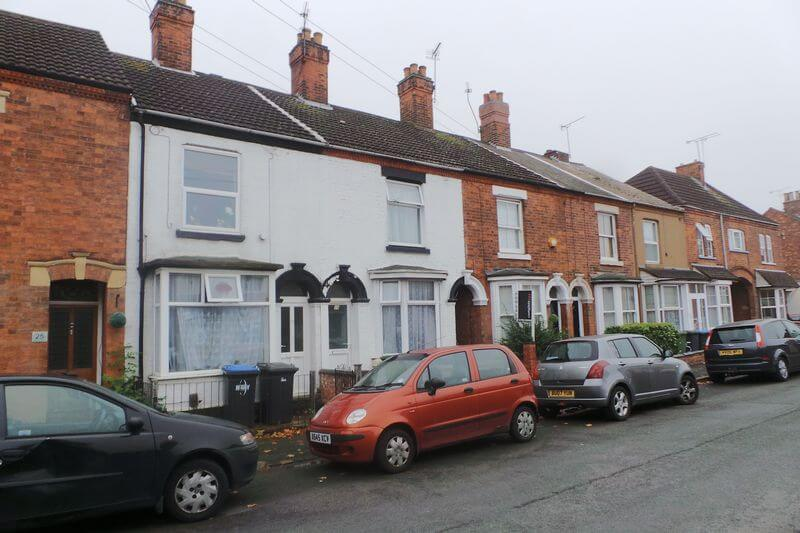 Temple Street, Rugby