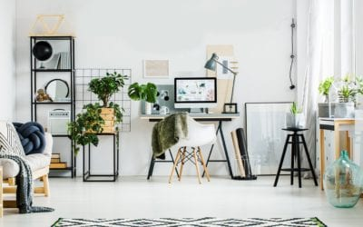 Creating the PERFECT home office space!