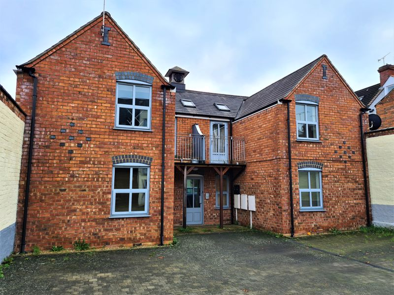 Barclay Court, Murray Road, Rugby